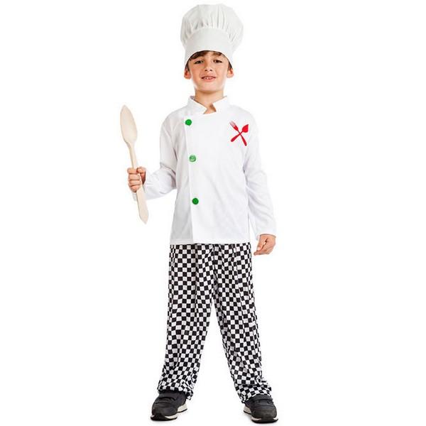 disfraz de cocinero para nino - DISFRAZ DE COCINERO NIÑO
