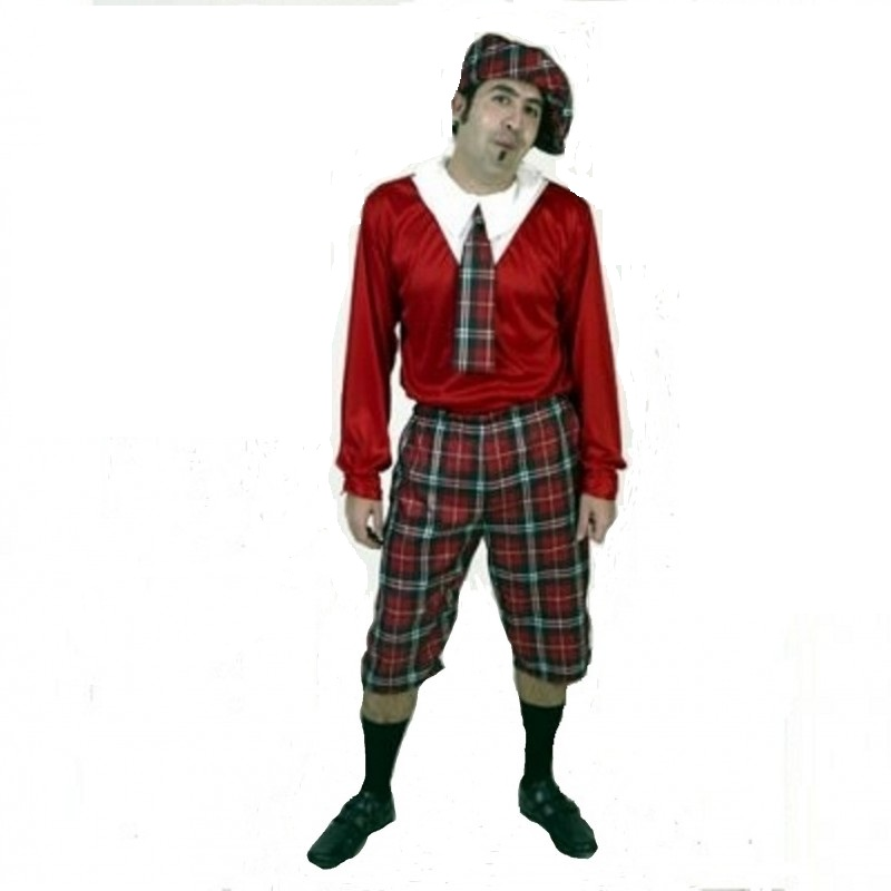 disfraz de colegial adulto 1 - DISFRAZ DE COLEGIAL ADULTO