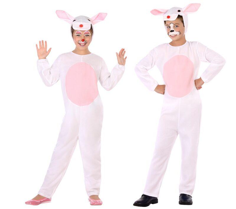 disfraz de conejo infantil 800x709 - DISFRAZ DE CONEJO INFANTIL