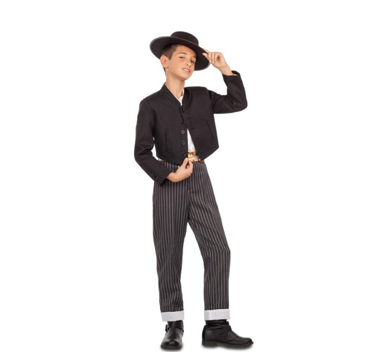 disfraz de cordobes para nino 800x727 - DISFRAZ DE ANDALUZ CORDOBÉS NIÑO