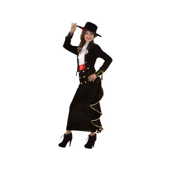 disfraz de cordobesa mujer 1 - DISFRAZ DE CORDOBESA MUJER