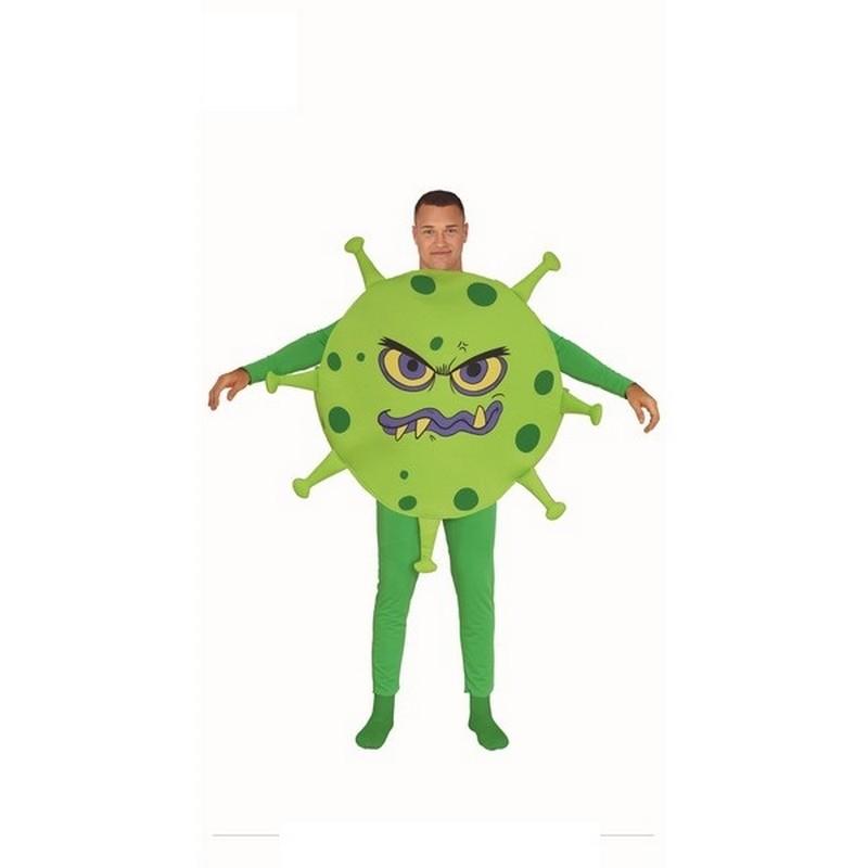 disfraz de coronavirus adulto - DISFRACES HOMBRE
