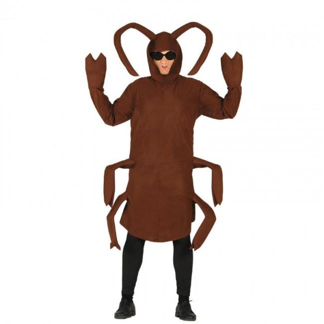 disfraz de cucaracha adulto - DISFRAZ DE CUCARACHA ADULTO