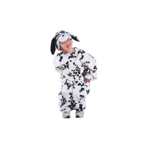 disfraz de dalmata de peluche para nino - DISFRAZ DE  DÁLMATA INFANTIL