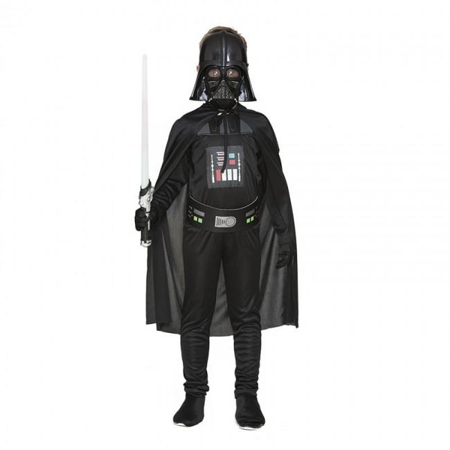 disfraz de darht vader niño star wars - DISFRAZ DE DARTH VADER NIÑO