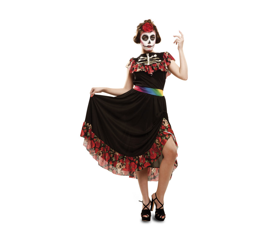disfraz dia de los muertos disfraces mujer tienda de disfraces
