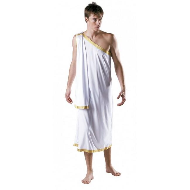 disfraz de dios griego hombre - DISFRAZ DE DIOS GRIEGO HOMBRE