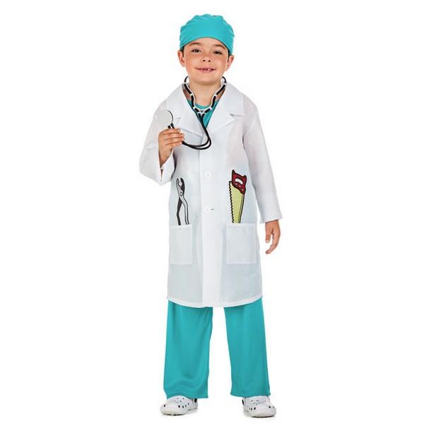 disfraz de doctor dibujo para nino - DISFRAZ DE DOCTOR NIÑO