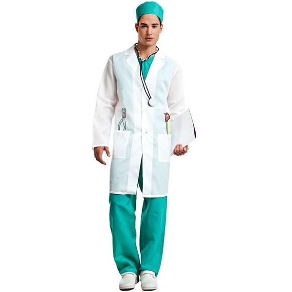 disfraz de doctor para adulto - DISFRAZ DE DOCTOR ADULTO