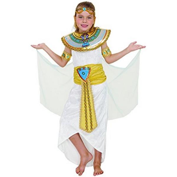 disfraz de egipcia niña - DISFRAZ DE  EGIPCIA NIÑA