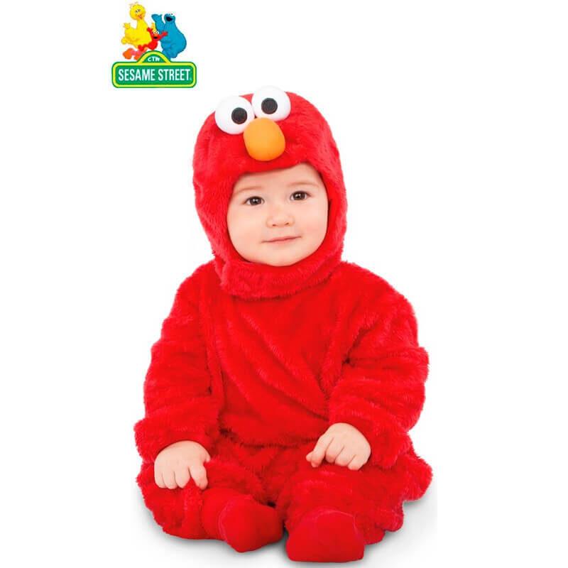disfraz de elmo rojo para bebé 800x800 - DISFRAZ DE ELMO ROJO BEBÉ