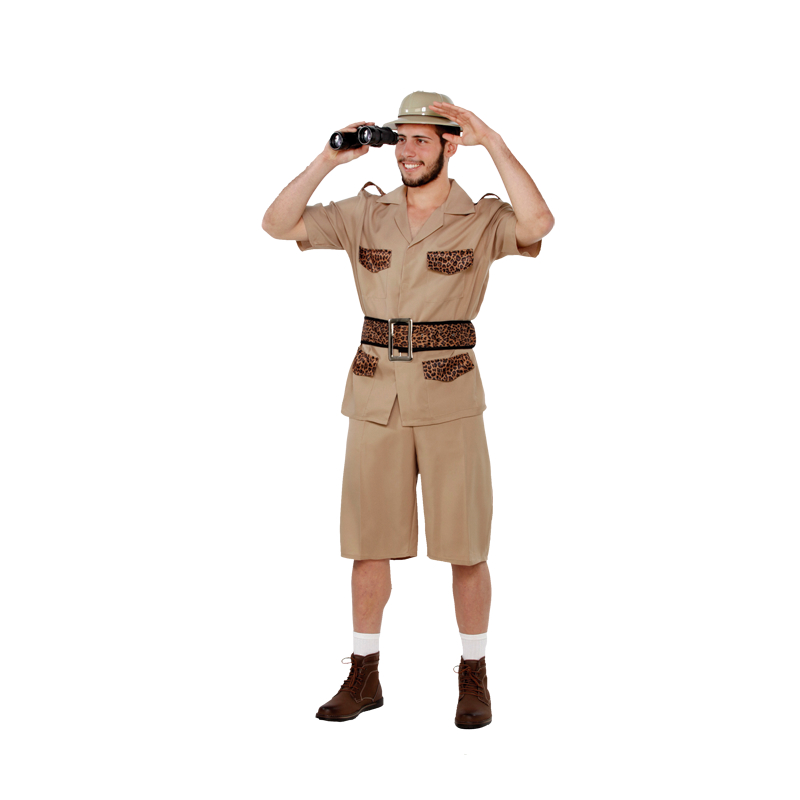 disfraz de explorador - DISFRAZ DE EXPLORADOR HOMBRE