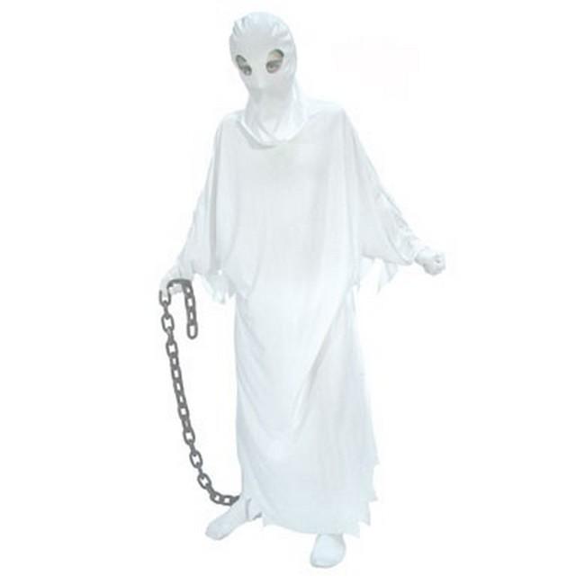 disfraz de fantasma para hombre - DISFRAZ DE FANTASMA BLANCO HOMBRE