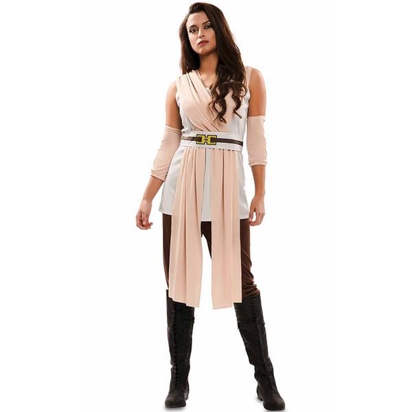 disfraz de guerrera galactica para mujer 1 - DISFRAZ DE GUERRERA GALACTICA MUJER
