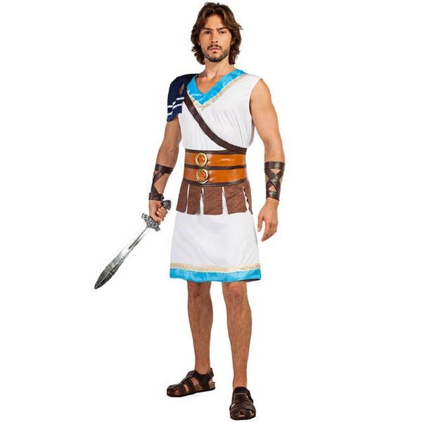 disfraz de guerrero griego adulto - DISFRAZ  GUERRERO GRIEGO ADULTO