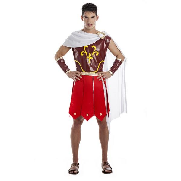 disfraz de guerrero romano hombre - DISFRAZ DE GUERRERO ROMANO HOMBRE