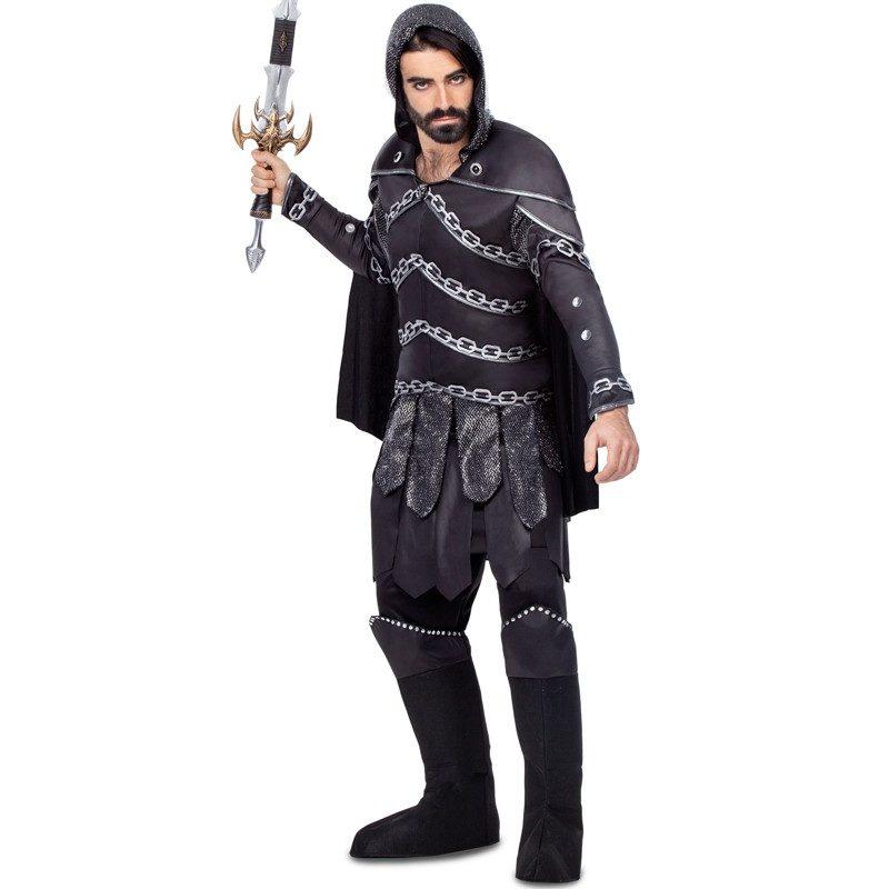 disfraz de guerrero tenebroso para hombre 800x800 - DISFRAZ DE GUERRERO TENEBROSO HOMBRE