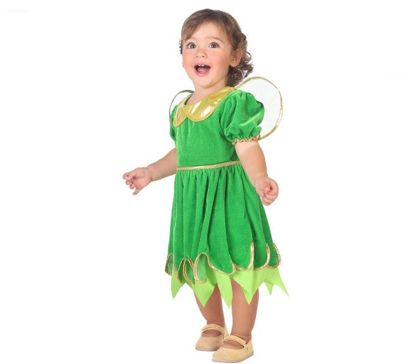 disfraz de hada del bosque bebé 800x709 - DISFRAZ DE HADA DEL BOSQUE BEBÉ