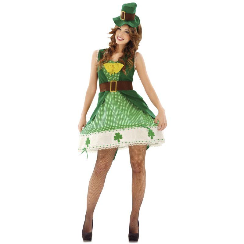 disfraz de irlandesa mujer 800x800 - DISFRAZ DE IRLANDESA MUJER
