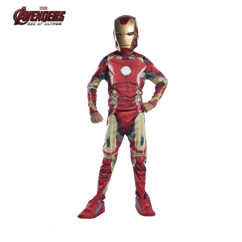disfraz de iron man infantil - DISFRAZ DE IRON MAN INFANTIL