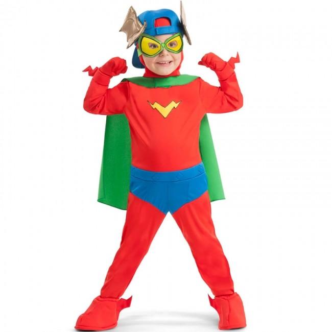 disfraz de kid fury superzings para nino - DISFRACES NIÑO