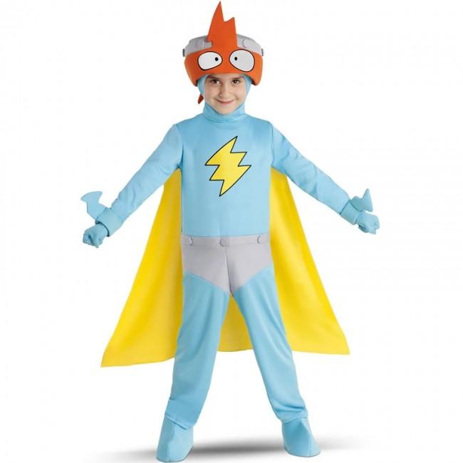 disfraz de kid kazoom superzings para nino - DISFRACES NIÑO