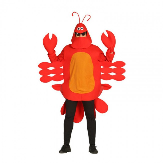 disfraz de langosta adulto - DISFRAZ DE LANGOSTA
