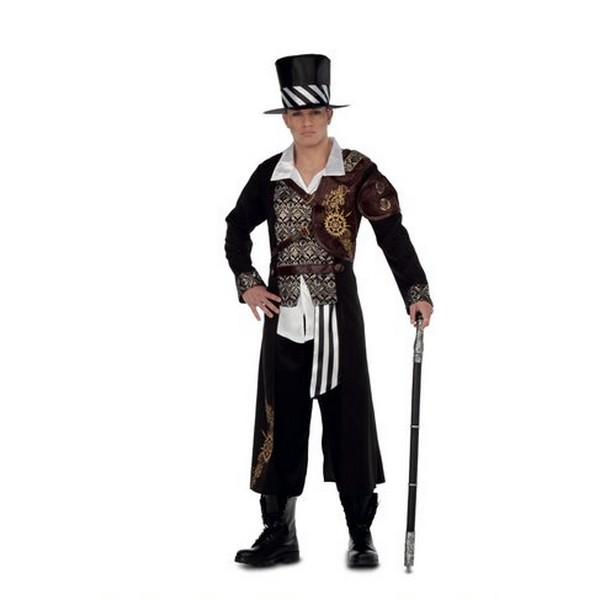 disfraz de lord steampunk adulto - DISFRAZ DE LORD STEAMPUNK HOMBRE