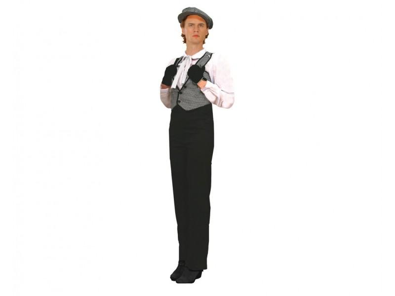 disfraz de madrileno adulto t - DISFRAZ DE MADRILEÑO PARA HOMBRE
