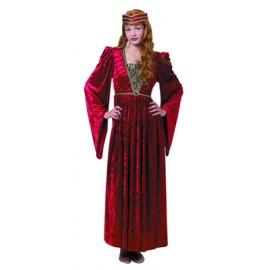 disfraz de medieval julieta adulto - DISFRAZ DE JULIETA MUJER