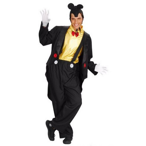 disfraz de mickey adulto - DISFRAZ DE MICKEY ADULTO