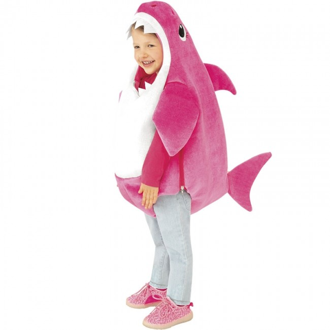 disfraz de mommy shark infantil musical - DISFRACES NIÑA