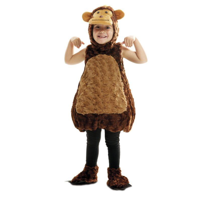 disfraz de monito peluche infantil 800x800 - DISFRAZ DE MONITO PELUCHE BEBE