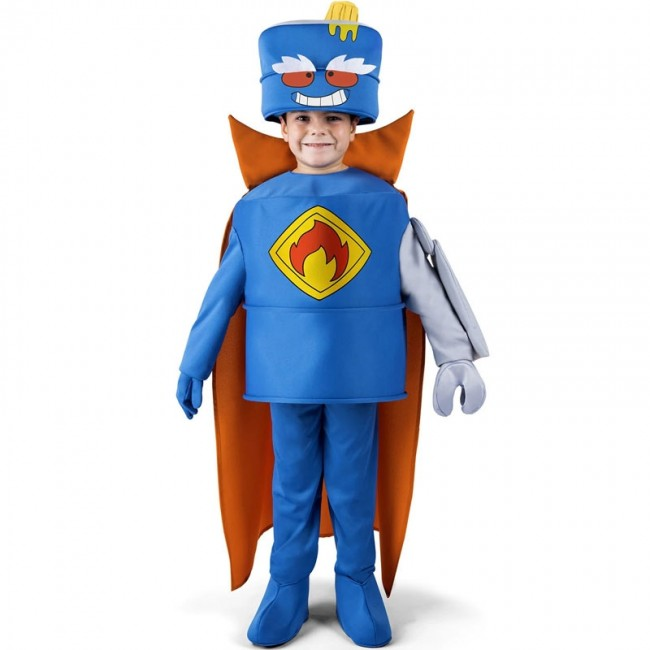 disfraz de mr king superzings para nino - DISFRACES NIÑO