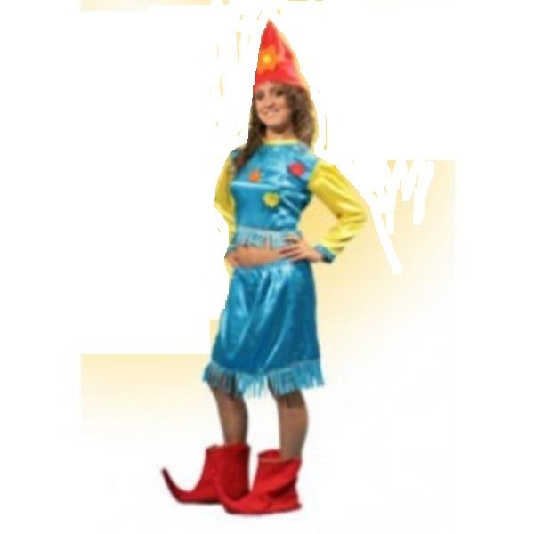 disfraz de mujer duende - DISFRAZ DE DUENDECILLA MUJER