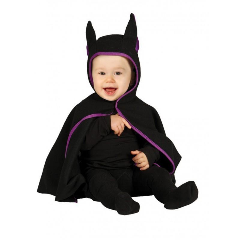 disfraz de murciélago oscuro para bebé - DISFRAZ DE MURCIELAGO BEBÉ
