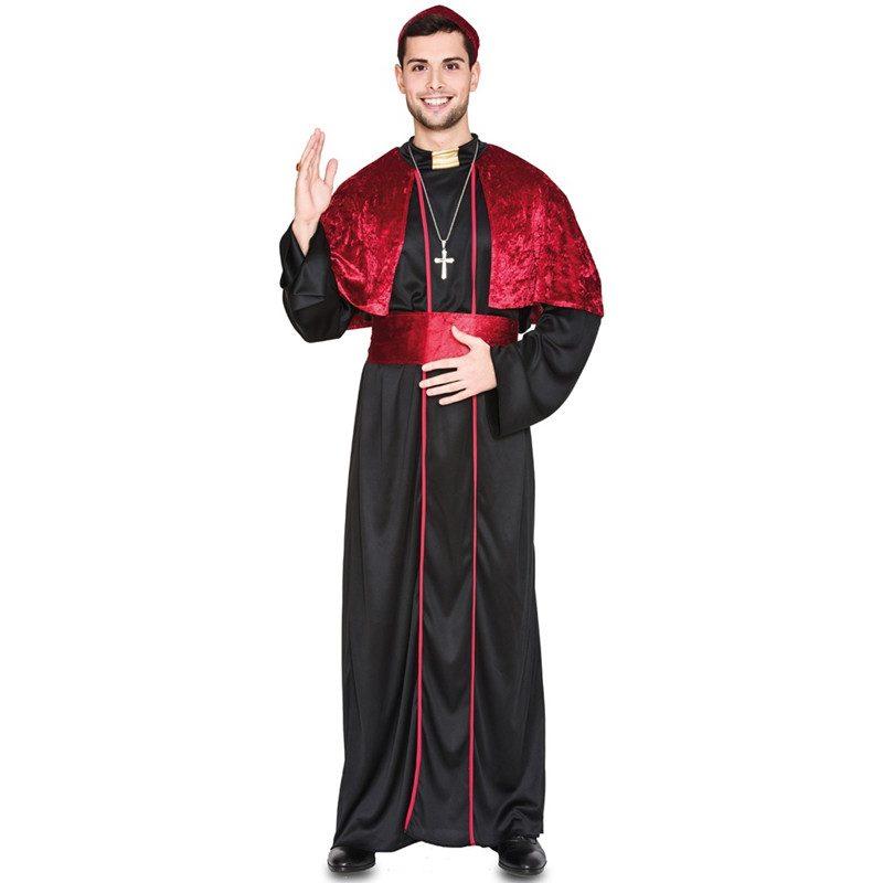 disfraz de obispo para hombre 800x800 - DISFRAZ DE OBISPO HOMBRE