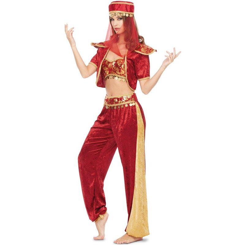 disfraz de odalisca arabe para mujer 800x800 - DISFRAZ DE ODALISCA ÁRABE MUJER