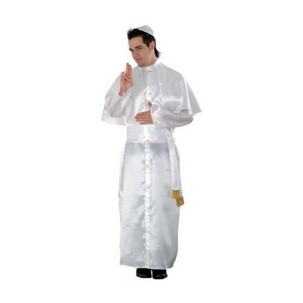 disfraz de papa blanco adulto - DISFRAZ DE PAPA ADULTO