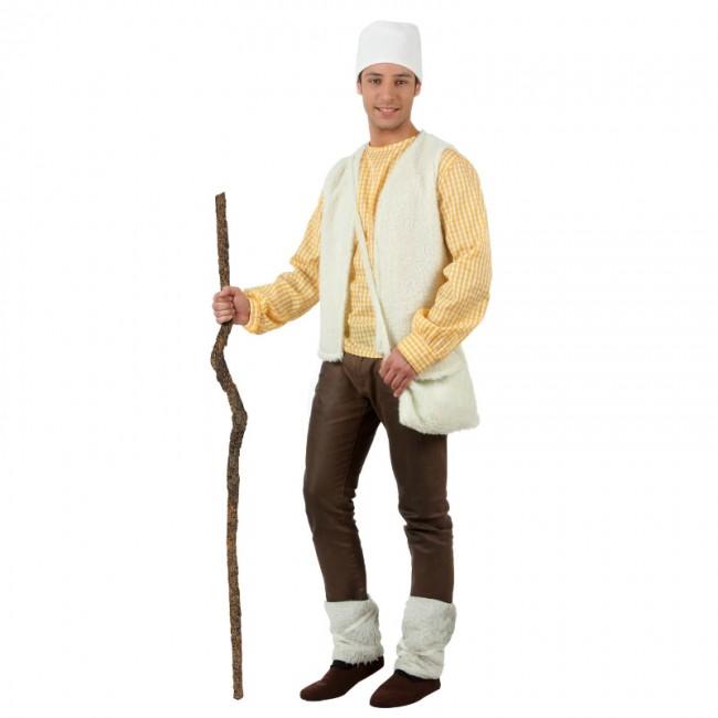 disfraz de pastor para adulto - DISFRAZ DE PASTOR ADULTO