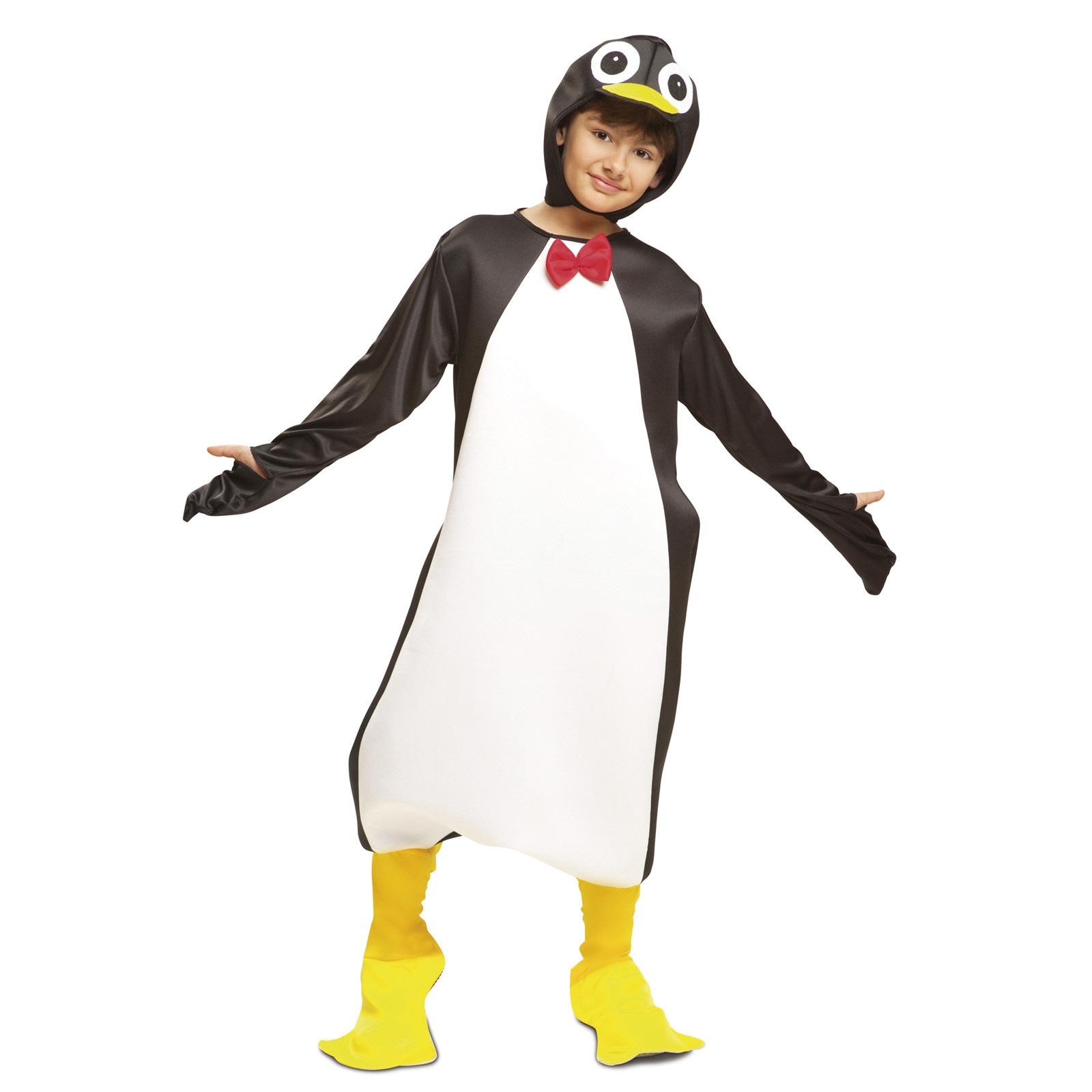disfraz de pingüino niño 201286mom - DISFRAZ DE PINGÜINO INFANTIL