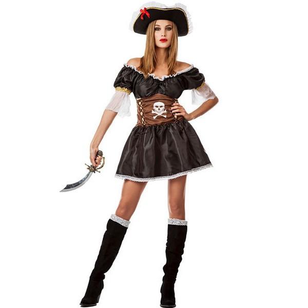 disfraz de pirata negra mujer - DISFRAZ DE PIRATA NEGRA MUJER