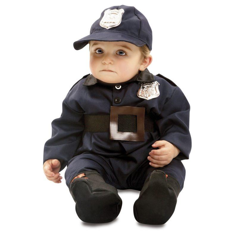 disfraz de policia bebé 800x800 - DISFRAZ DE POLICIA BEBE NIÑO