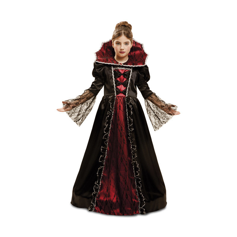 disfraz de princesa vampiresa para ninas en varias tallas para halloween 62736 800x800 - DISFRAZ PRINCESA VAMPIRA NIÑA