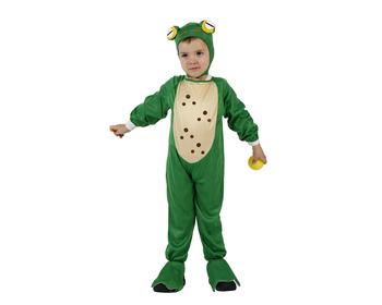 disfraz de rana infantil - DISFRAZ DE RANA INFANTIL
