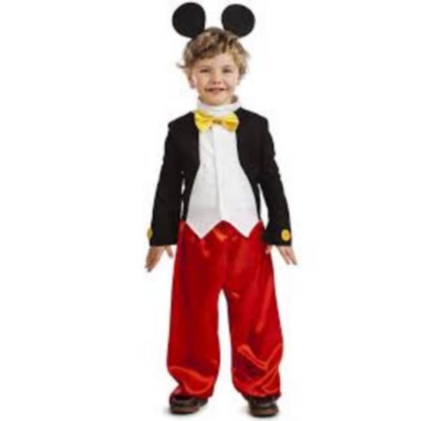 disfraz de ratoncito niño 1 - DISFRAZ RATONCITO MICKEY NIÑO