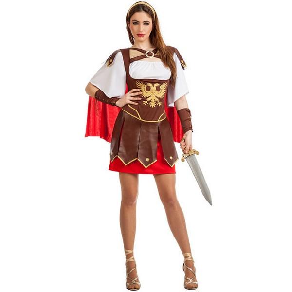 disfraz de romana aguila para mujer - DISFRAZ DE ROMANA ÁGUILA MUJER