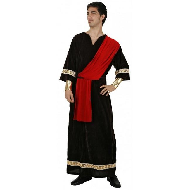 disfraz de senador romano hombre 1 - DISFRAZ DE SENADOR ROMANO HOMBRE