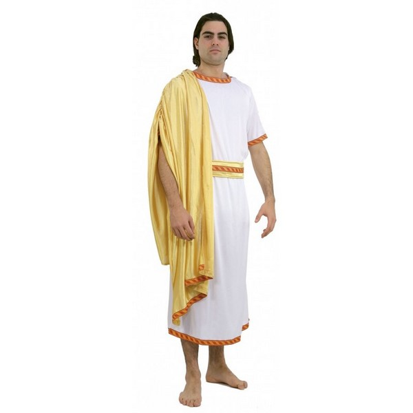 disfraz de senador romano hombre 2 - DISFRAZ DE SENADOR ROMANO HOMBRE