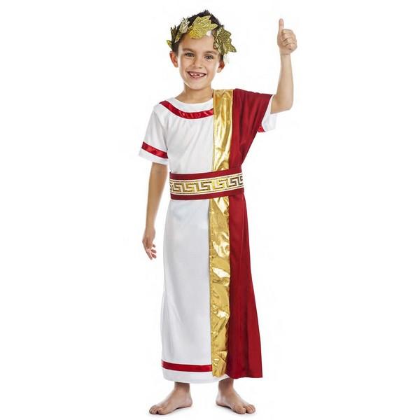 disfraz de senador romano niño - DISFRAZ DE SENADOR ROMANO NIÑO